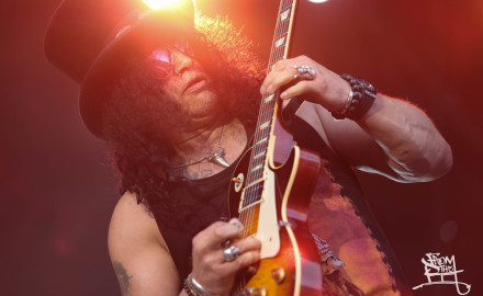 Slash @ Soundwave Sydney 2015 1.3.15