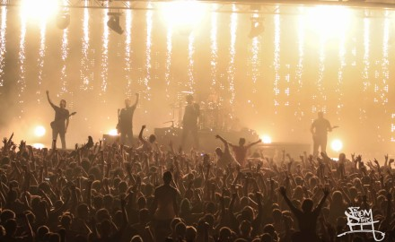 Parkway Drive @ Hordern Pavillion 9.10.15