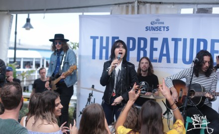 The Preatures @ Watsons Bay Boutique Hotel 14.11.15