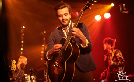 Lord Huron @ Oxford Art Factory 23.3.16