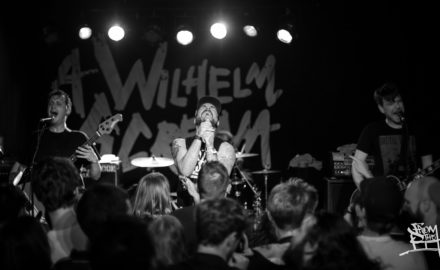 A Wilhelm Scream @ Factory Theatre 21.5.16