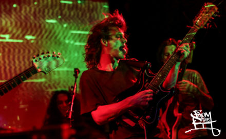 King Gizzard And The Lizard Wizard @ Oxford Art Factory 4.8.16